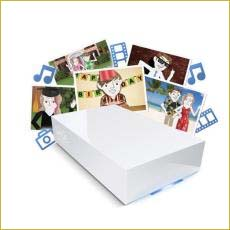 LACIE 2TB CLOUDBOX
