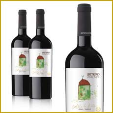 Armero i Adrover Collita de fruits Negre. (Caja 6 botellas)